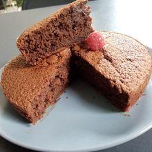 Gâteau light au chocolat et à la courgette à l'extra crisp ou pas