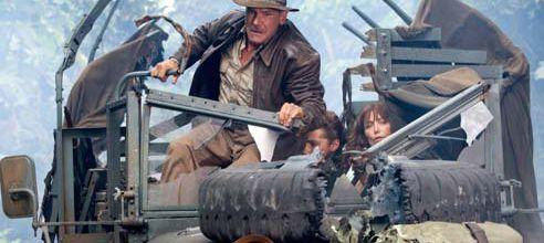 """Le film inédit """"Indiana Jones et le royaume du crâne de cristal"""" diffusé ce soir sur M6"""