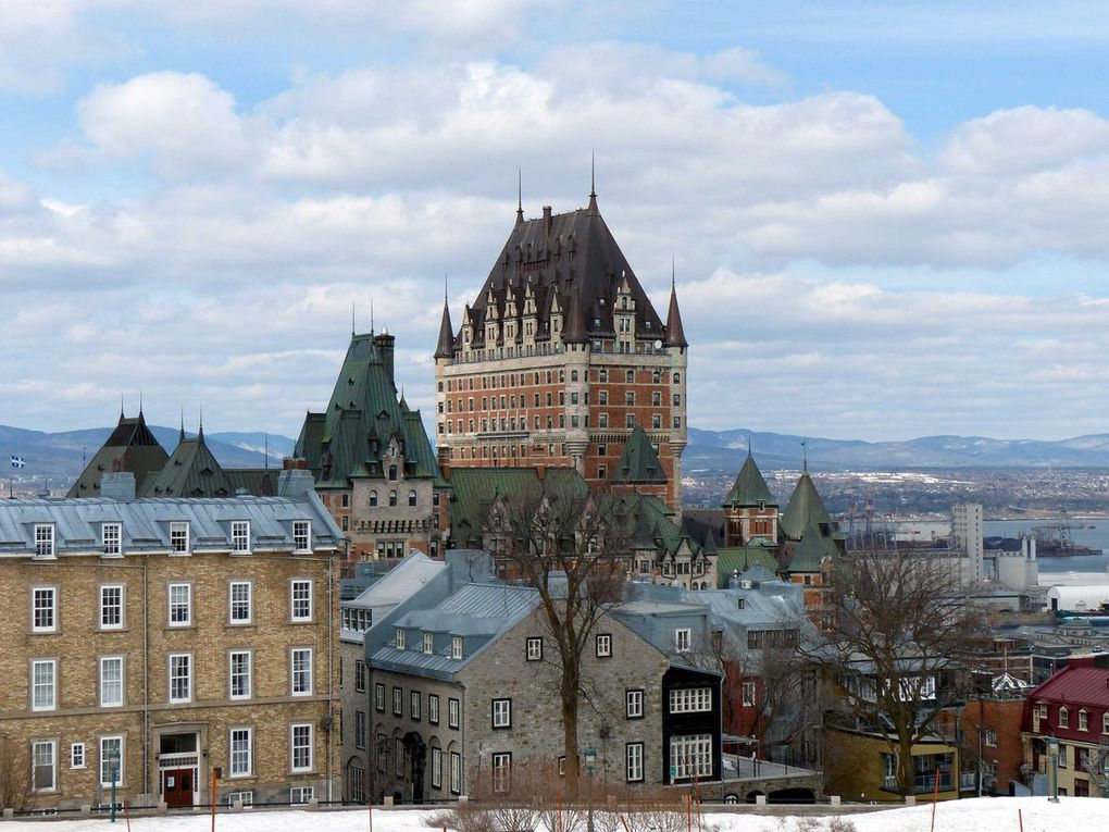 Fin du voyage, le Québec et retour en France