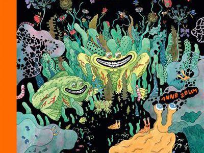 Grenouilles voraces et grasses limaces / Anne Zeum - Les fourmis rouges