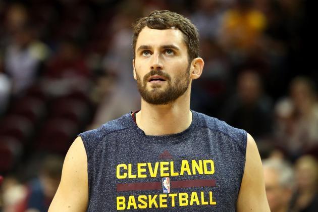 Cleveland: Kevin Love est free-agent