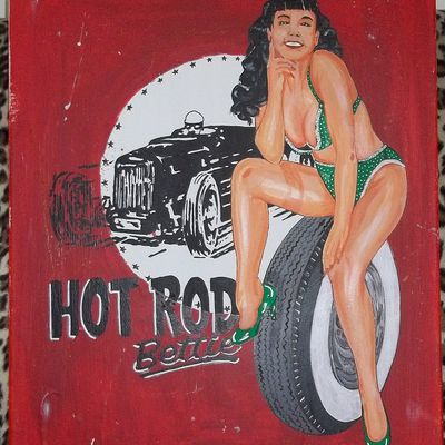 hot rod bettie
