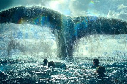 AU COEUR DE L'OCEAN, RON HOWARD PART EN MER