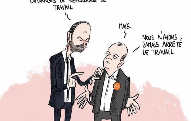 L'ENFUMAGE !