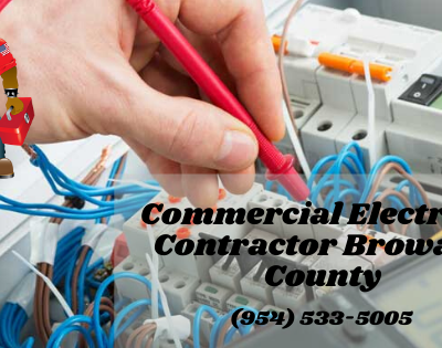 A Great Commercial Electrical Contractor in Broward County