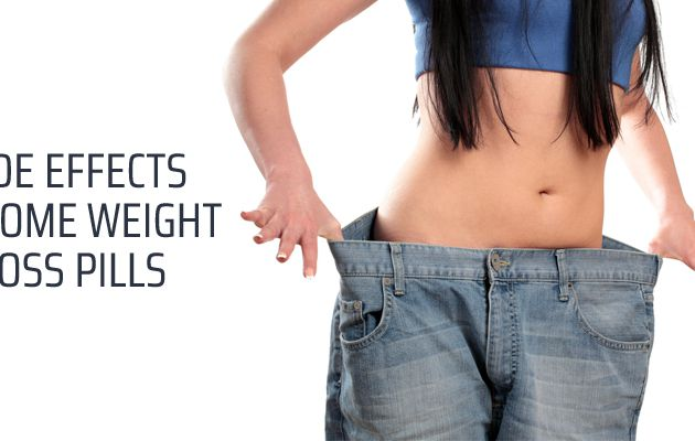 Does Weight Loss Pills Have Side Effects?