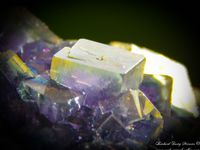 Fluorite with Phantoms from Hengyang Prefecture, Hunan Province, China (size: Cabinet)