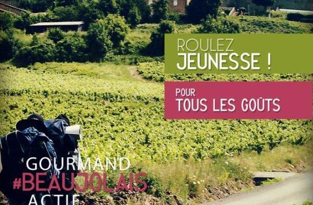 Sortie d'un magazine iPad: 'Art de vivre & Gastronomie en Beaujolais'