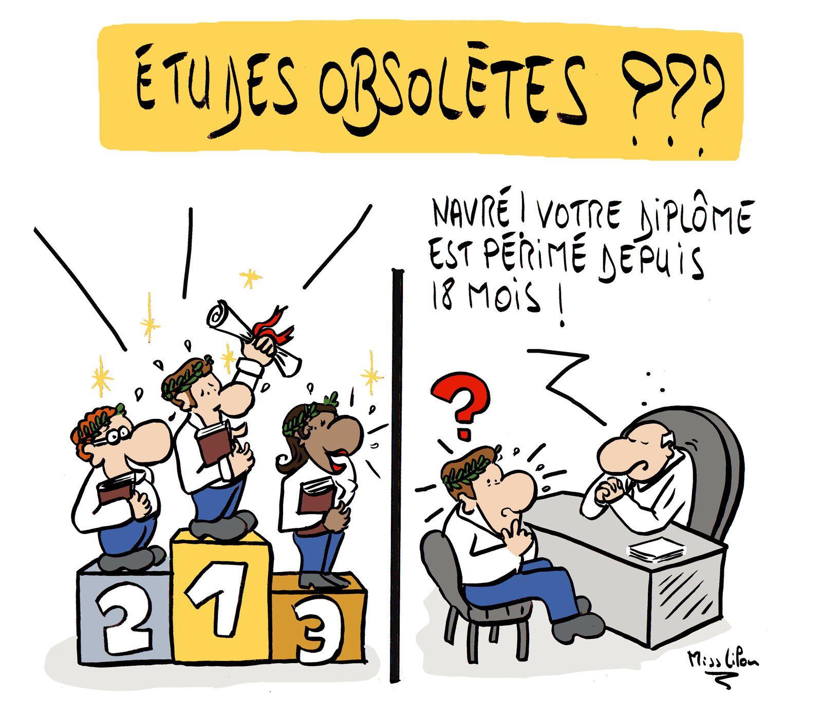 """Etudes obsolètes ???"""