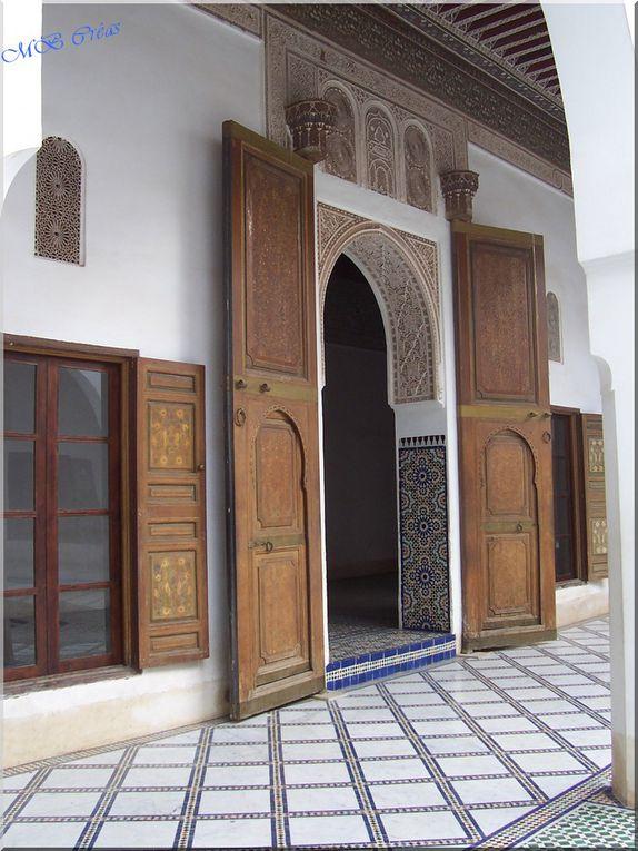 Album - Voyage à Marrakech