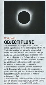 Éclipse demain... Attention les yeux !