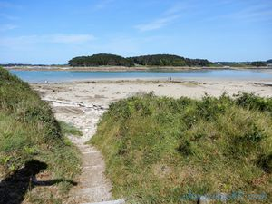 Ile Grande, Bretagne en camping-car