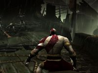 God of War Collection se trouve une date sur Vita