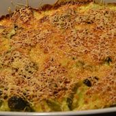 Gratin courgettes recette cookeo |
