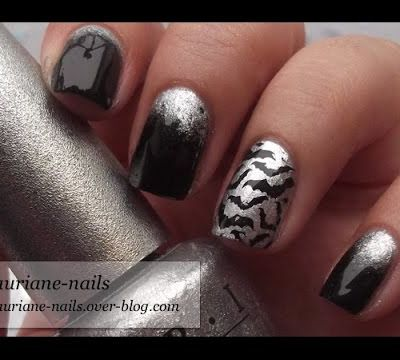 Video Nail Art Halloween !!!
