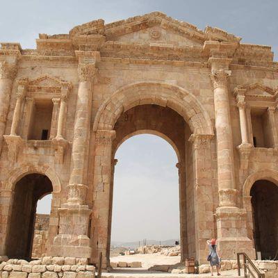 Jerash ou Gerasa