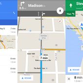 Google Maps signale les places de parking libres - OOKAWA Corp.