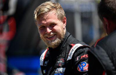 Kevin Magnussen de retour chez McLaren