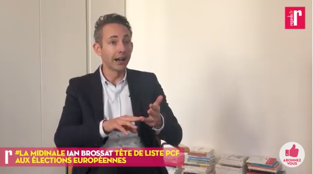 Ian Brossat : « Emmanuel Macron a fait un bras d'honneur aux gilets jaunes »