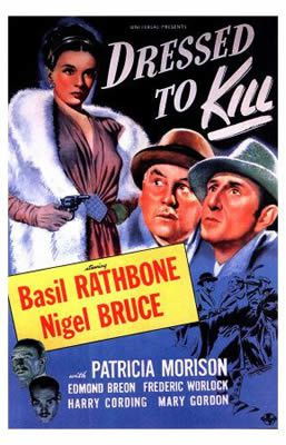 La Clef de Roy William Neill avec Basil Rathbone - Nigel Bruce - Patricia Morison - Edmund Breon - Frederick Worlock - Carl Harbord - Patricia Cameron