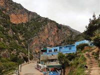 Akchour, le pont des dieux (Maroc en camping-car)