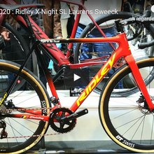 Velofollies 2020 : Ridley X-Night SL de Laurens Sweeck -     Retrouvez la suite de nos vidéos du salon Velofollies 2020.  Aujourd'hui le Ridley X-Night SL du champion de Belgique de cyclo-cross Laurens Sweeck, membre de l'équipe Pauwels Sauzen-Bingoal.  Retrouvez plus d'infos sur :  https://www.ridley-bikes.com/fr/product/x-night-sl-disc/#/catalogue/x ...- (Vélo 101, le site officiel du Vélo ®)
