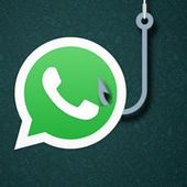 Arnaque sur Whatsapp - Tentatives de phishing