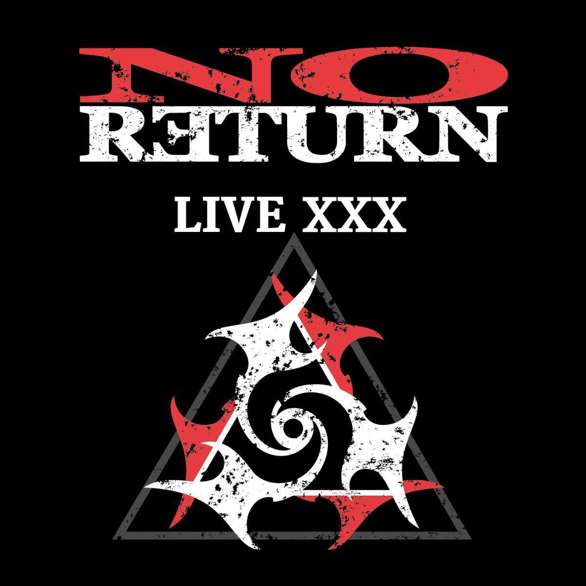 NO RETURN de retour en fin d'année avec un Live pour feter ses 30 ans