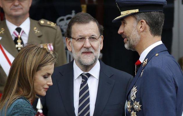 Felipe VI ha presidido su primer desfile del 12 de Octubre cuyo coste ha superado los 800.000€