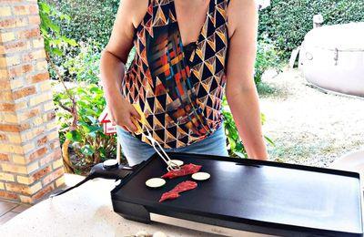 Ma Plancha XXL SEVERIN- un mode de cuisson sain  - Mon magasin général
