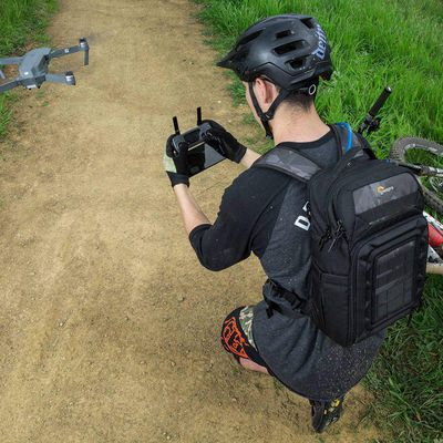 Finding the Backpack That Let's You Bring Your Drone Everywhere