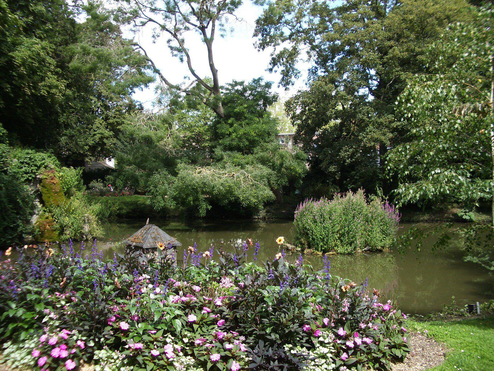 jardin Vauban à Lille