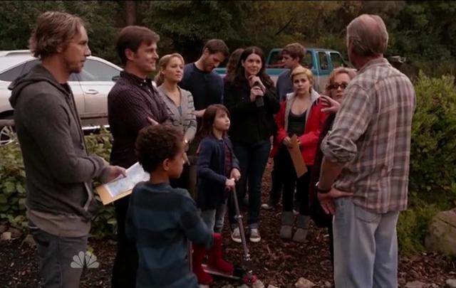 Critiques Séries : Parenthood. Saison 3. Episode 12.