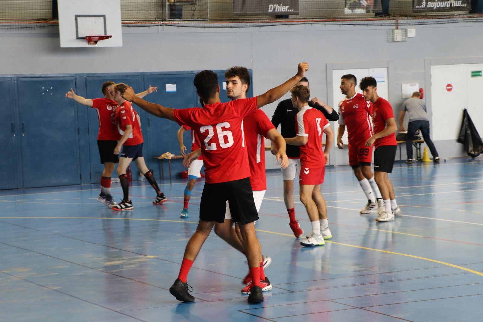 Les compétition de handball régional sont suspendues jusqu'en janvier 2021