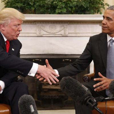 Obama: Trump tapped into a 'troubling' strain