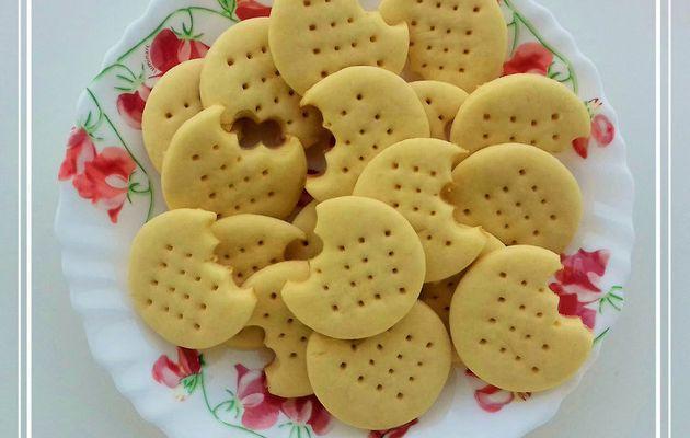 Biscuits croqués