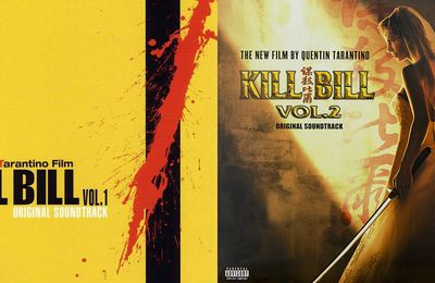 Kill Bill Vol.1&2  (2003-2004)