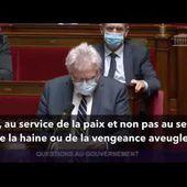 """""""La mort de Samuel Paty nous oblige"""" André Chassaigne"""