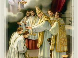 EXCLUSIF : ORDINATION SACERDOTALE A RENNES