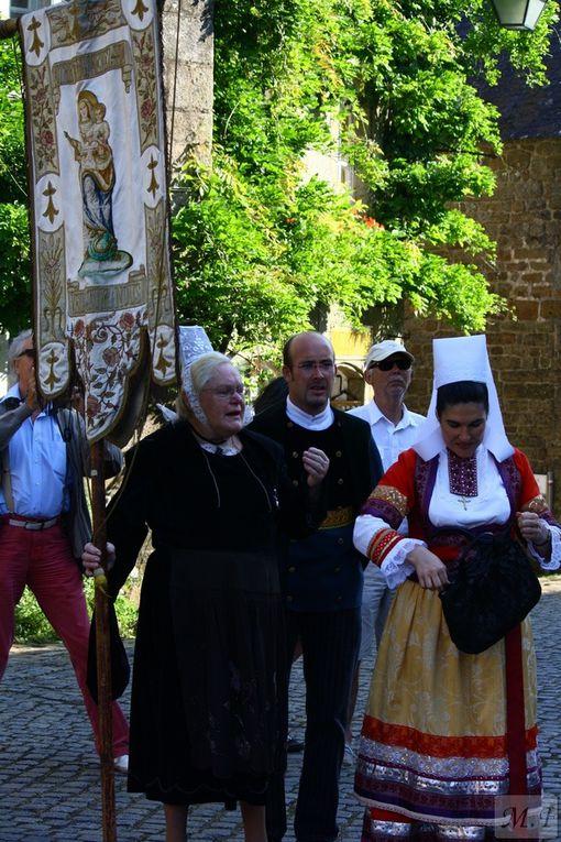 La Troménie de Locronan tradition religieuse bretonne