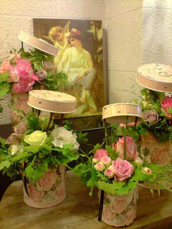 Album - Les cours d'art floral