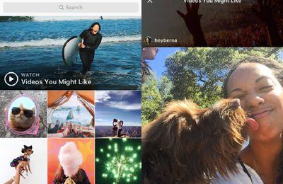 El canal de vídeos personalizados de #Instagram...