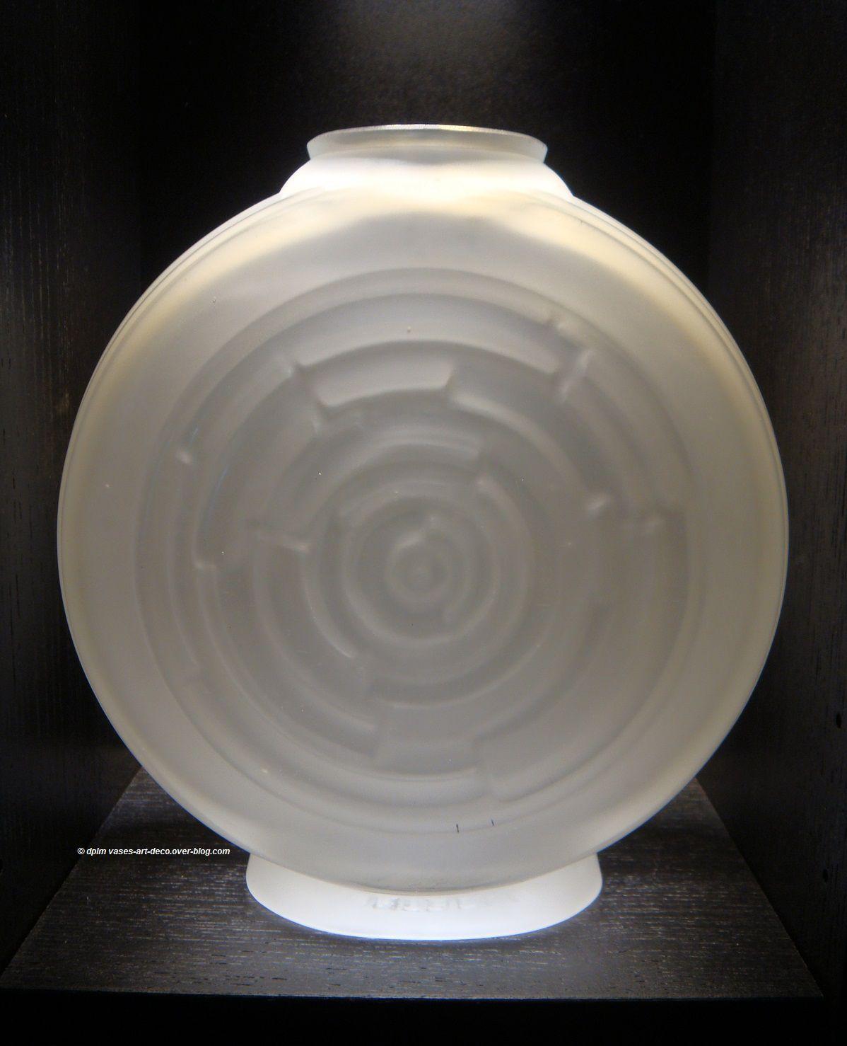 """Vase Modèle """"Gyroscope"""""""