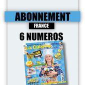 Abonnement : Abonnement Cuisine des Ptits Chefs / 1 an / 6 N° / France