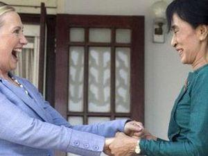 Le #Myanmar ( #Birmanie ) est l'un des pires endroits pour la traite des êtres humains, selon un rapport américain