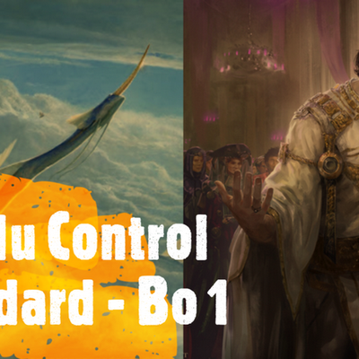 Mardu Control : on passe Diamant !