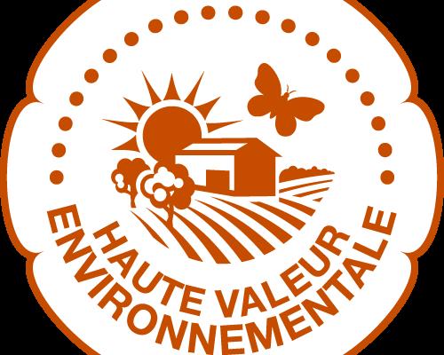 La domaine est Certifié Haute Valeur Environnemental niveau 3