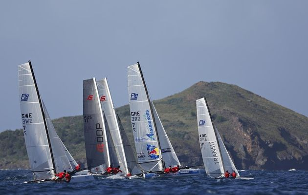 St. Barth Cata-Cup : In The Starting Blocks!