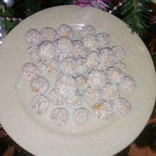truffes chocolat blanc spéculos mascarpone au companion