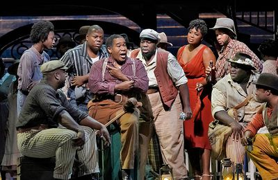 Porgy and Bess : le compte rendu
